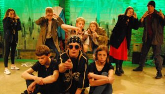 Arcola Youth Theatre DIY Musical