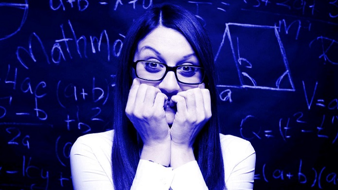 Exam stress blues