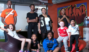 Senior Youth Club at Young Hackney Forest Road