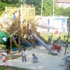 Hackney Marsh Adventure Playground image