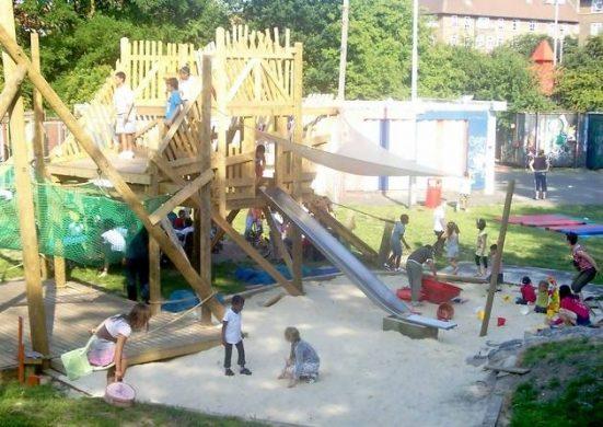 Hackney Marsh Adventure Playground