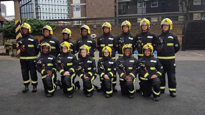 Hackney Fire Cadets