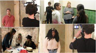 Hackney Shed Free Filming Workshop