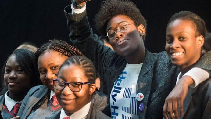Inspiring Young Women 2018