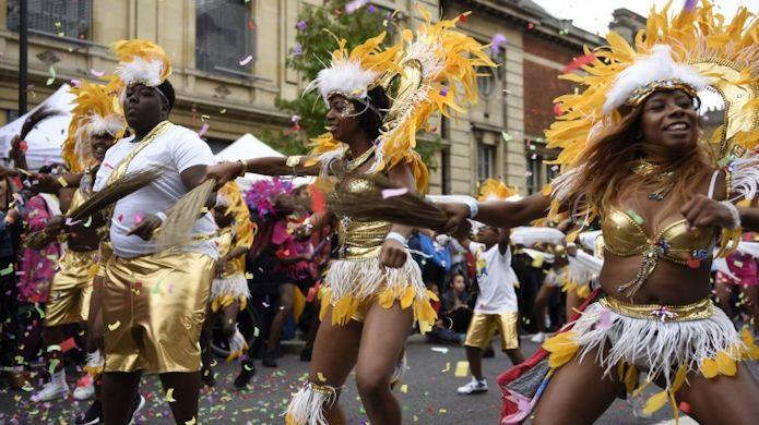 Volunteer at Hackney Carnival