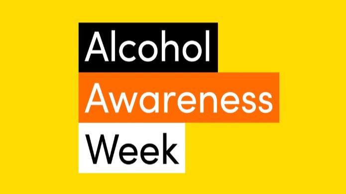 A blog post highlighting Alcohol Awareness Week