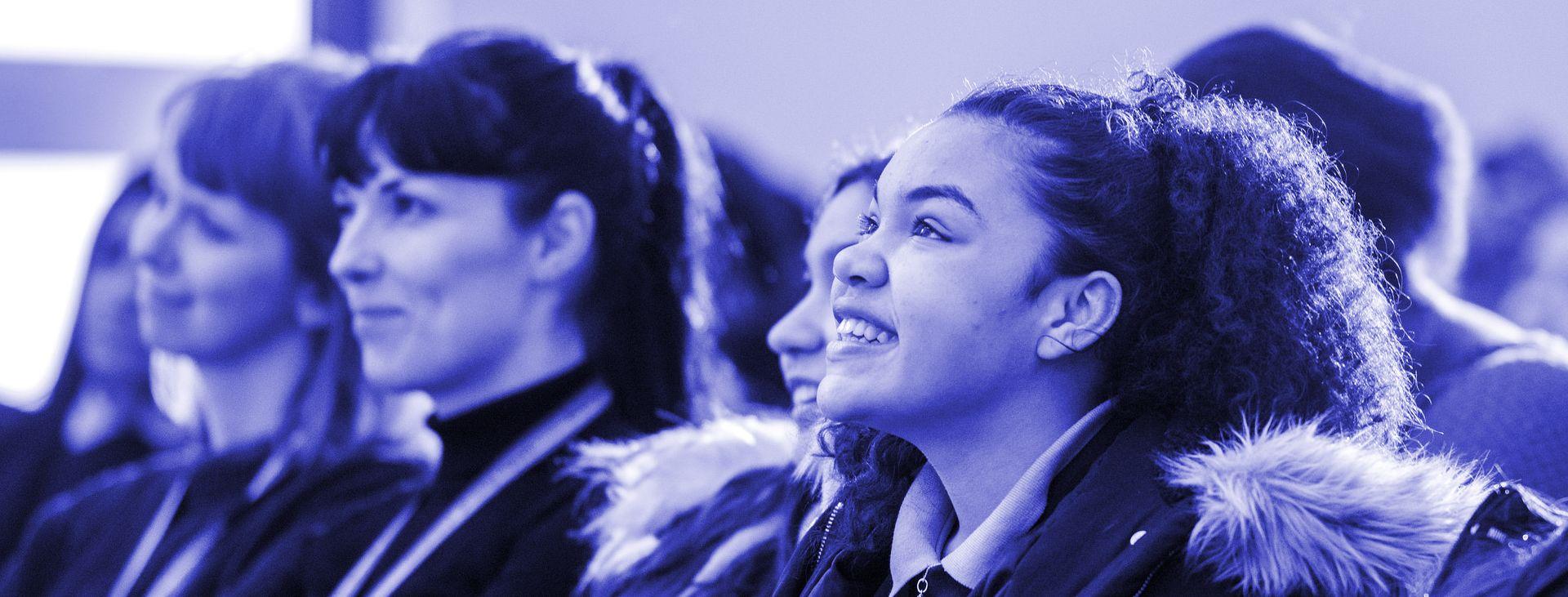 Inspiring Young Women