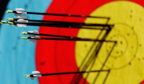 Archery for young people in Hackney
