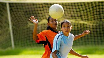 Teenage Kicks football session
